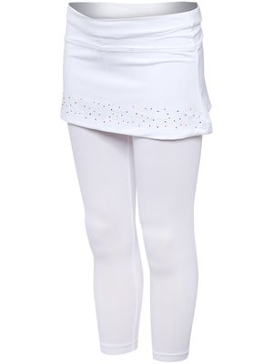 Lucky In Love Girl's Ms. So-sure Skort Capri