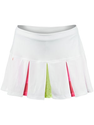 Lucky In Love Girl's Pleat-O-Rama Skort