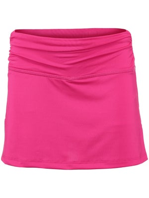 Lucky In Love Girl's Love Rouched Skort