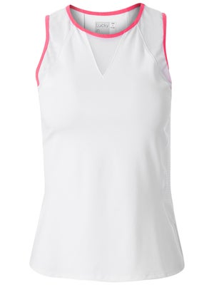 5908d98f01d34 Product image of Lucky in Love Women's Neon Vibes Training Tank
