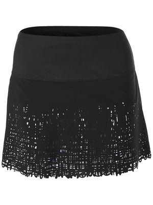 d11814b38a Product image of Lucky In Love Women's Core Scribble Skirt - Black