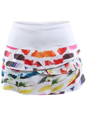 Lucky In Love Women's Brush Strokes Skort