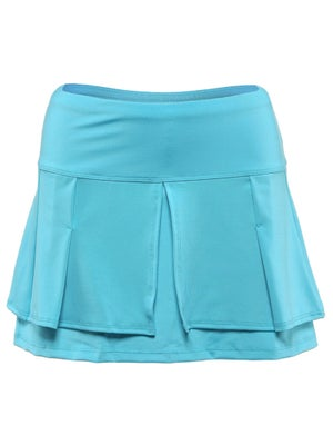 Lucky In Love Women's Mayan Pleat Layer Skort