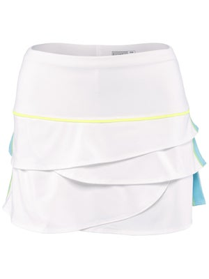 Lucky In Love Women's Mayan Tux Scallop Skort