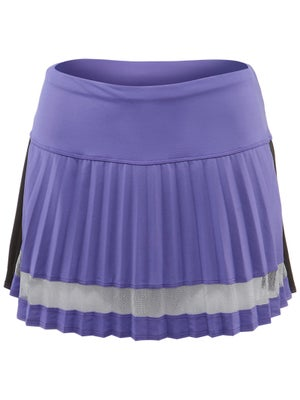 Lucky in Love Women's Navajo Pleated Skort