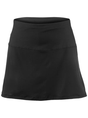 Lucky in Love Women's Control Skort Black