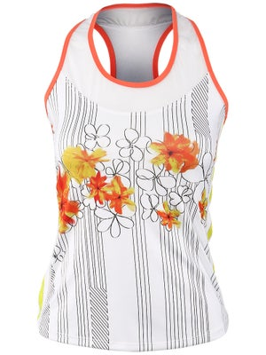 Lucky in Love Women's Petal Graphic Tank
