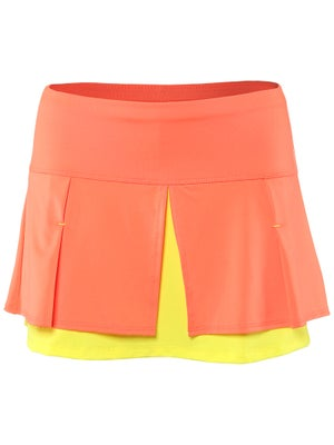 Lucky in Love Women's Petal Layered Skort
