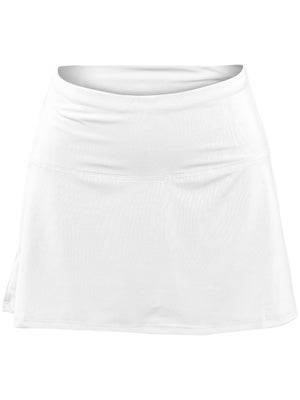 Lucky in Love Women's Control Skort White