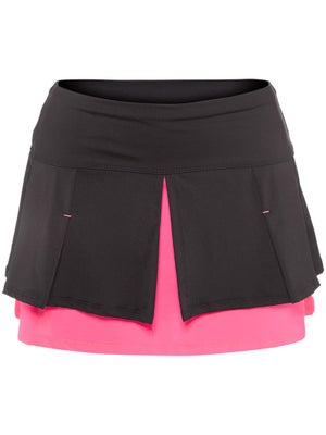 Lucky in Love Women's Tribal Layered Skort