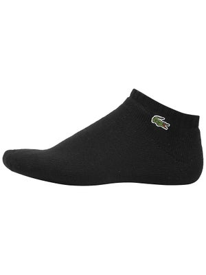 Lacoste Low Cut Ped Socks Black