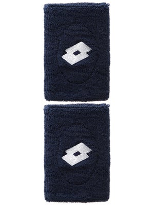 Lotto Logo Wristband Deep Navy