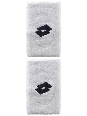 Lotto Logo Wristband White