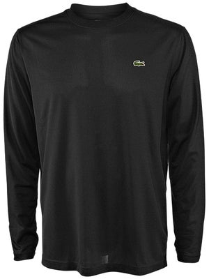Lacoste Men's Basic Solid LS Top