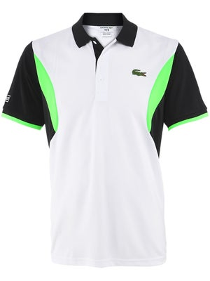 Lacoste Men's Fall AR Geometric Colorblock Polo