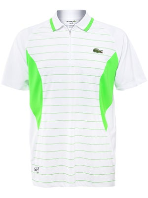 Lacoste Men's Fall AR Geometric Stripe Polo