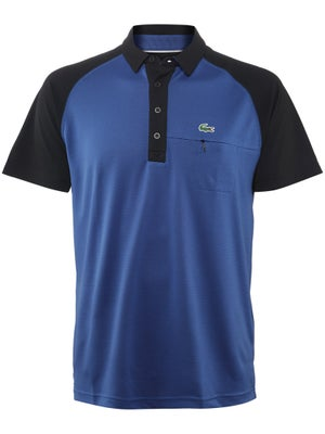 Lacoste Men's Fall Double Face Polo