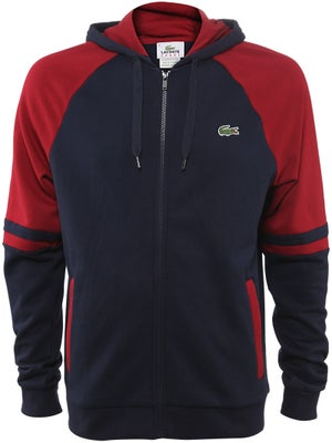 Lacoste Men's Fall Colorblock Sweatshirt