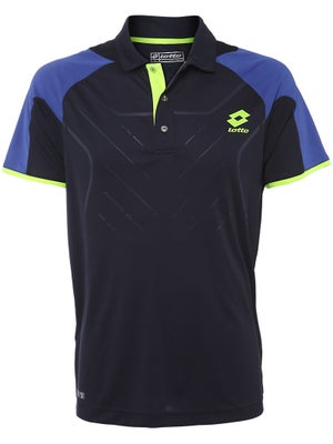 Lotto Men's Fall Matrix Tech Polo
