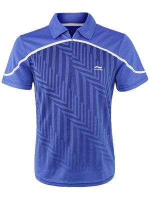 LI-NING Men's Fall Polo