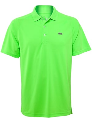 Lacoste Men's Fall Solid Dry Polo