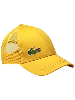 Lacoste Men's Trucker Hat Goldenrod