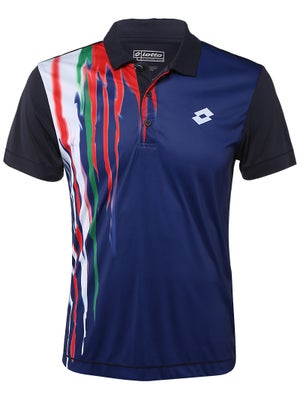 Lotto Men's Spring Graphic Cast Polo
