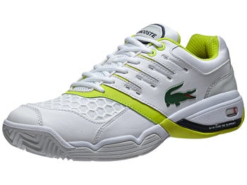 Lacoste Gravitate White/Light Green Men's Shoes