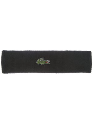 Lacoste Men's Headband Black