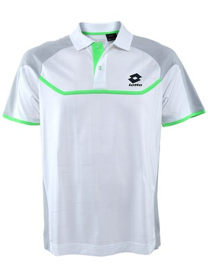 Lotto Men's Lawn Matrix Polo