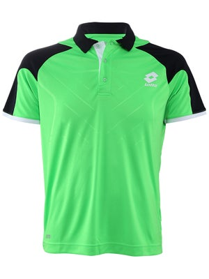 Lotto Men's Lawn Matrix Tech Polo