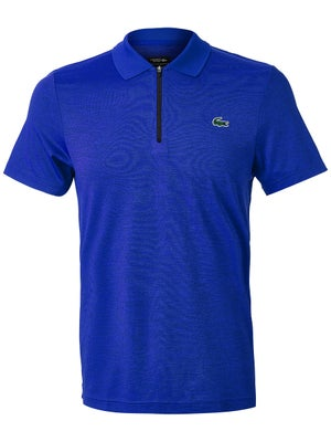 412dc70d96b Product image of Lacoste Men s Novak Djokovic Heathered Polo
