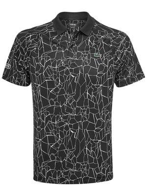 d43c9a43e9dd5 Product image of Lacoste Men s Novak Djokovic Print Polo