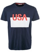 Lacoste Men's USA T-Shirt
