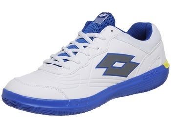 Lotto Quaranta II White/Blue Men's Shoe