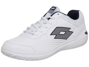Lotto Quaranta II White/Navy Men's Shoe