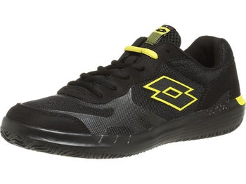 Lotto Quaranta Black/Green Men's Shoe