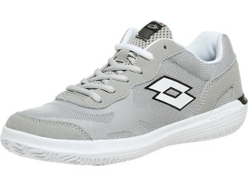 Lotto Quaranta Grey/White Men's Shoe