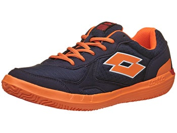Lotto Quaranta IV Navy/Orange Men's Shoe