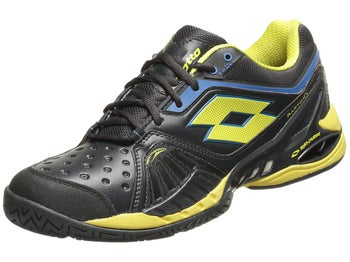 Lotto Raptor Ultra IV Speed Blk/Grn/Blu Men's Shoe