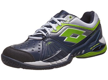 Lotto Raptor Ultra IV Speed Navy/Green Men's Shoe