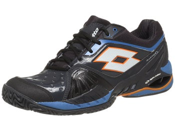 Lotto Raptor Ultra IV Speed Navy/Orange Men's Shoe