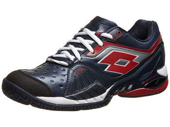 Lotto Raptor Ultra IV Speed Navy/Red Men's Shoe