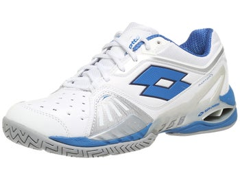 Lotto Raptor Ultra IV Speed White/Blue Men's Shoe