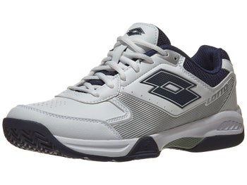 newest 3547d c03e4 Lotto Space 600 ALR White Navy Men s Shoes