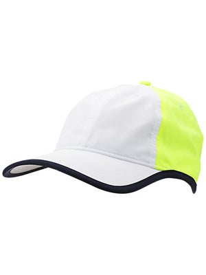 Lacoste Men's Spring Colorblock Hat White/Yellow