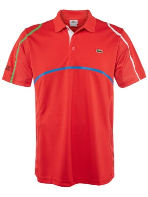 Lacoste Men's Spring Engineered Polo