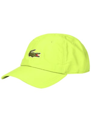 Lacoste Men's Spring Sport Croc Hat Yellow