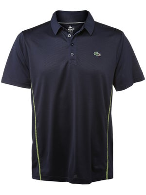 Lacoste Men's Spring Textured Polo