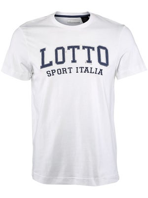 Lotto Men's Spring Logo T-Shirt